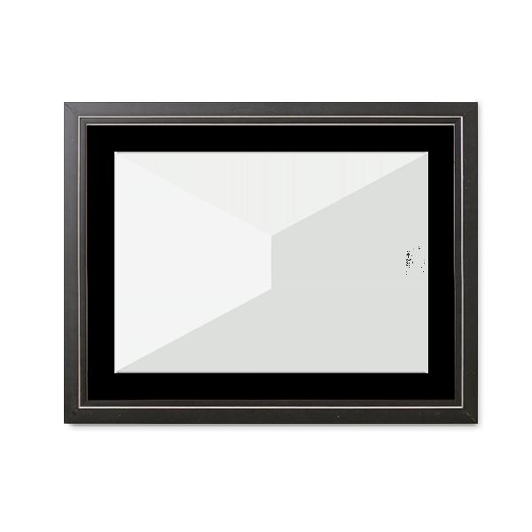 Mat Black (40x30)